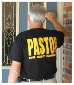 PastorDoNotShoot