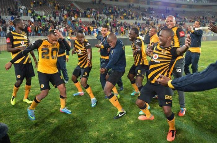 Kaizer Chiefs kampioen 2012-2013